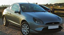 Ford Puma Tailored Boot Mat
