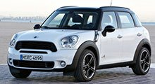 Mini Countryman Tailored Car Mats