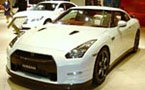 Nissan GT-R Tailored Car Mats