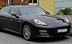 Porsche Panamera Tailored Car Mats