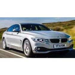 BMW 4 Series Tailored Boot Mat