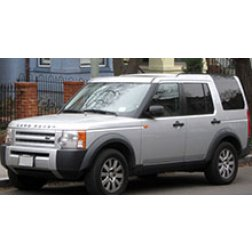 Land Rover Discovery Tailored Boot Mat