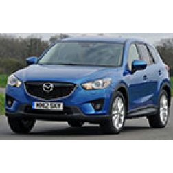 Mazda CX5 Tailored Boot Mat