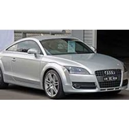 Audi TT Tailored Car Mats
