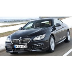 BMW 6 Series Tailored Car Mats